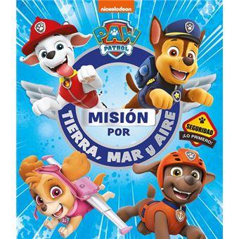 Misión por tierra, mar y aire (Paw Patrol | Patrulla Canina)