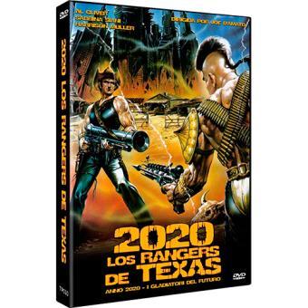 2020 Los rangers de Texas - DVD
