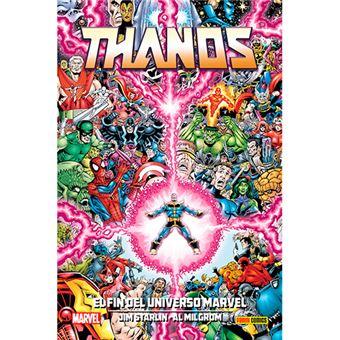 Thanos - El fin del universo Marvel