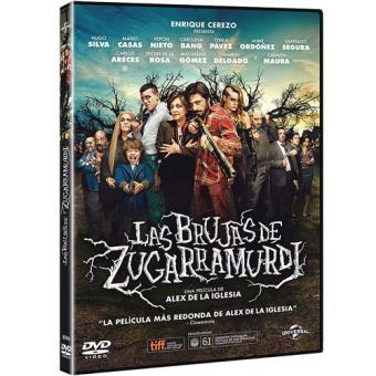 Las brujas de Zugarramurdi - DVD