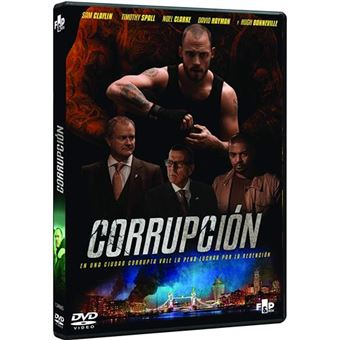 Corrupción - DVD