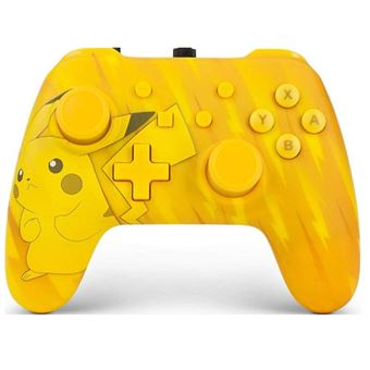 Mando Pokemon Pikachu para Nintendo Switch