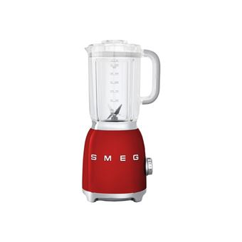 Batidora de vaso SMEG BLF01RDEU Rojo