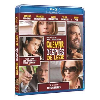 Quemar después de leer - Blu-Ray