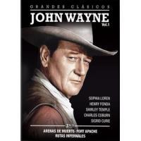 Pack John Wayne 1 Grandes Clásiscos - Blu Ray