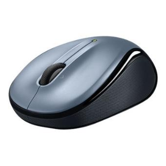 Logitech Wireless Mouse M325 color plata