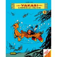 Yacari 9 El monstre del llac