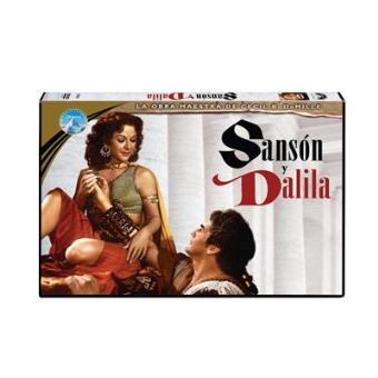 Sansón y Dalila - DVD Ed Horizontal