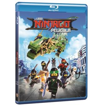 La LEGO Ninjago: La Película - Blu-Ray