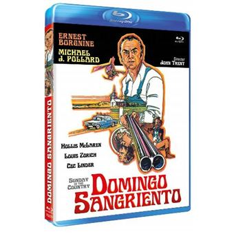 Domingo Sangriento - Blu-Ray