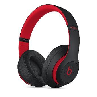 Auriculares Noise Cancelling Beats Studio3 Wireless Decade Collection Rojo/Negro