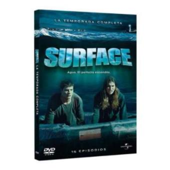 Surface - Temporada 1 - DVD