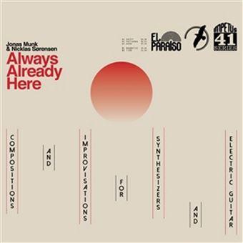 Always already here - Vinilo