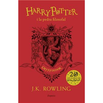 Harry Potter i la pedra filosofal - Gryffindor