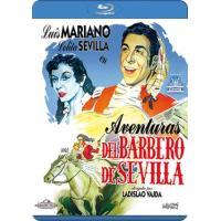 Aventuras del barbero de Sevilla - Blu-Ray