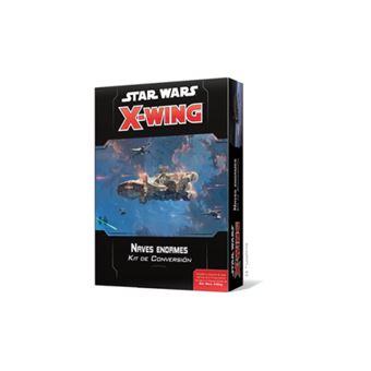 Star Wars: X-Wing Segunda Edición - Naves enormes Kit de Conversión