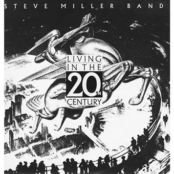 Living in the 20th Century - Vinilo