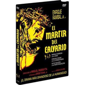 El mártir del calvario - DVD