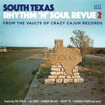 South Texas Rhythm And Soul Revue 2