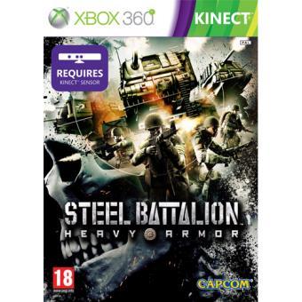Steel Battalion Heavy Armor Kinect Xbox 360 Para Los Mejores
