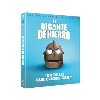 El gigante de hierro  Ed Iconic - Blu-Ray