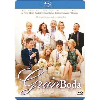La gran boda - Blu-Ray