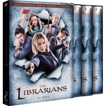 The Librarians - Temporada 2 - DVD