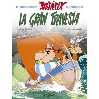 Astérix Nº 22 - La gran travesía