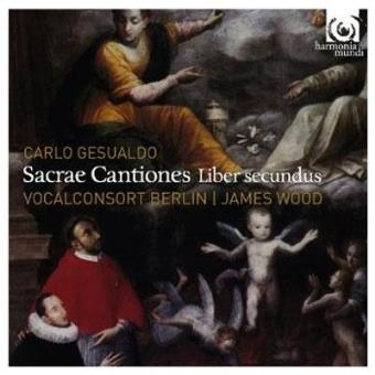 Sacrae Cantiones, Liber Secundus