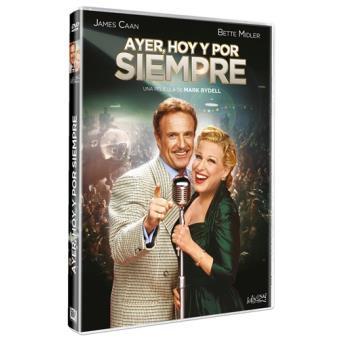 Ayer, hoy y siempre - DVD