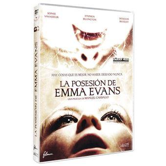 La Posesión de Emma Evans - DVD