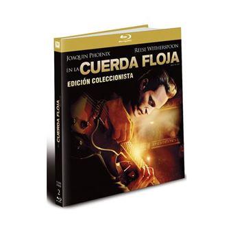 En la cuerda floja - Blu-Ray - Digibook - Ed especial