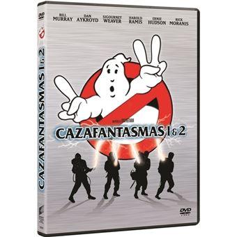 Cazafantasmas 1+2 - DVD
