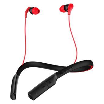 Auriculares Bluetooth Skullcandy Method BT Sport Earbud Negro/Rojo