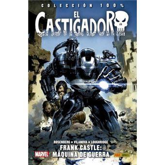 El Castigador 4 - Frank Castle: Máquina de Guerra