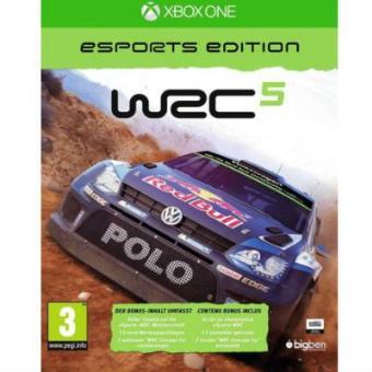 WRC 5 eSports Edition Xbox One