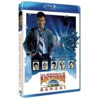 Las aventuras de Buckaroo Banzai - Blu-Ray