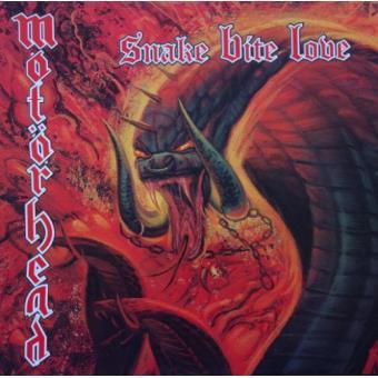 Snake Bite Love - Vinilo