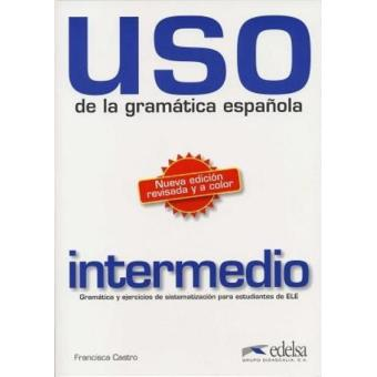 Uso gramática española intermedio