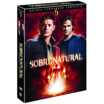 SobrenaturalSobrenatural - Temporada 5 - DVD