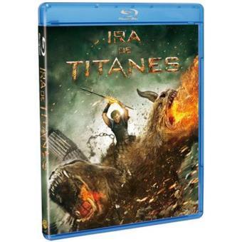 Ira de titanes - Blu-Ray