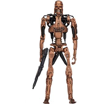 Figura Terminator - Endosqueleto cromado Terminator