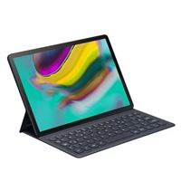 Funda con teclado Samsung Book Cover Negro para Galaxy Tab S5e