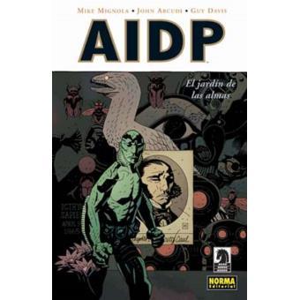 AIDP 7: El jardín de las almas