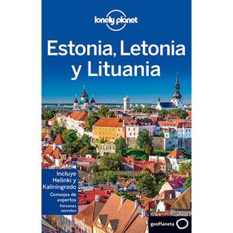 Lonely Planet. Estonia, Letonia y Lituania - -5% en libros