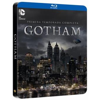 Gotham - Temporada 1 - Steelbook Blu-Ray