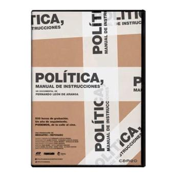 Política, manual de instrucciones - DVD