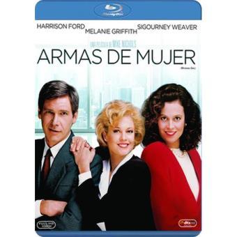 Armas de mujer - Blu-Ray