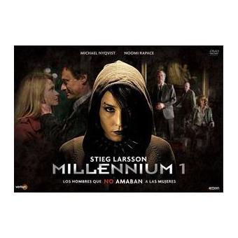 Millennium 1: Los hombres que amaban a las mujeres (Edición Horizontal) - DVD