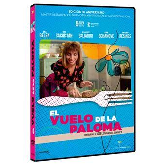El vuelo de la paloma - DVD